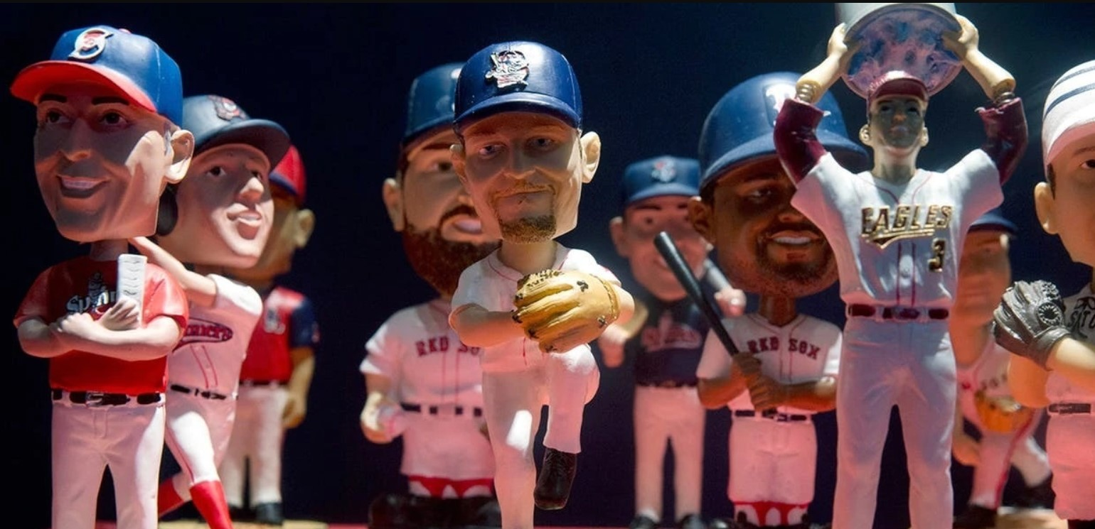 Perfect Gift For Sports Lover – Custom Sports Bobblehead