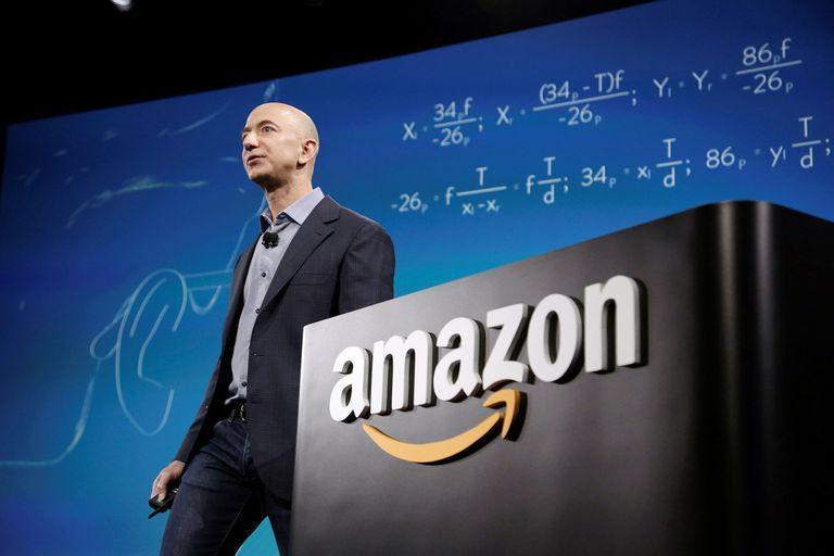 Jeff Bezos has lostó  $13.5 billion after Amazon shares plunged