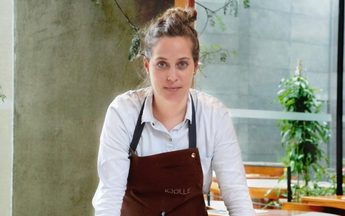 The world's 50 best dishes choose Peruvian Pia Leon as the best chef in the world |  dentist