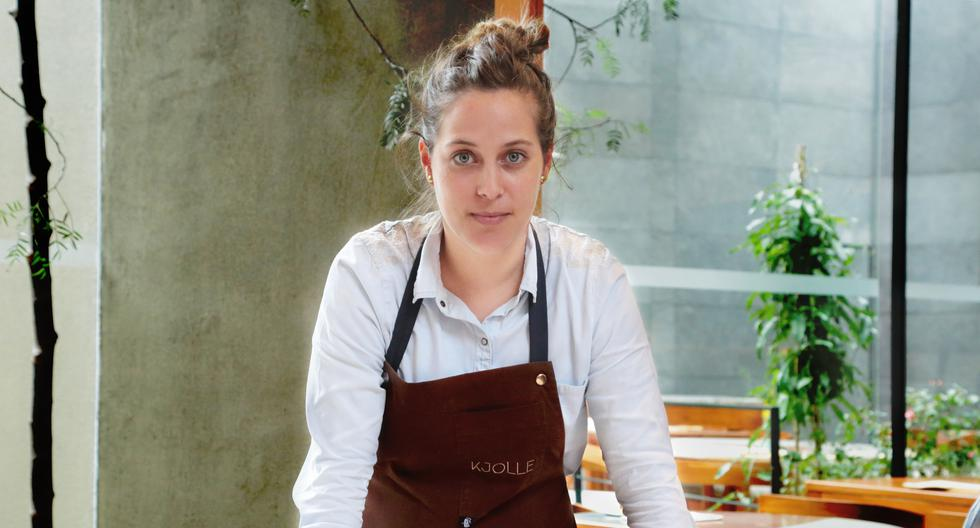 The world's 50 best dishes choose Peruvian Pia Leon as the best chef in the world    dentist