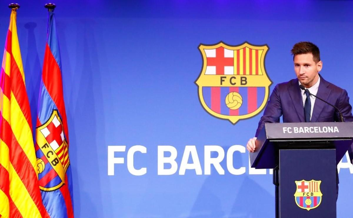 The resignations begin due to the departure of Lionel Messi