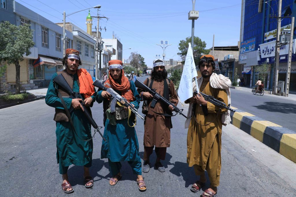 Afghanistan minute by minute: China says Taliban more 'sober and rational'