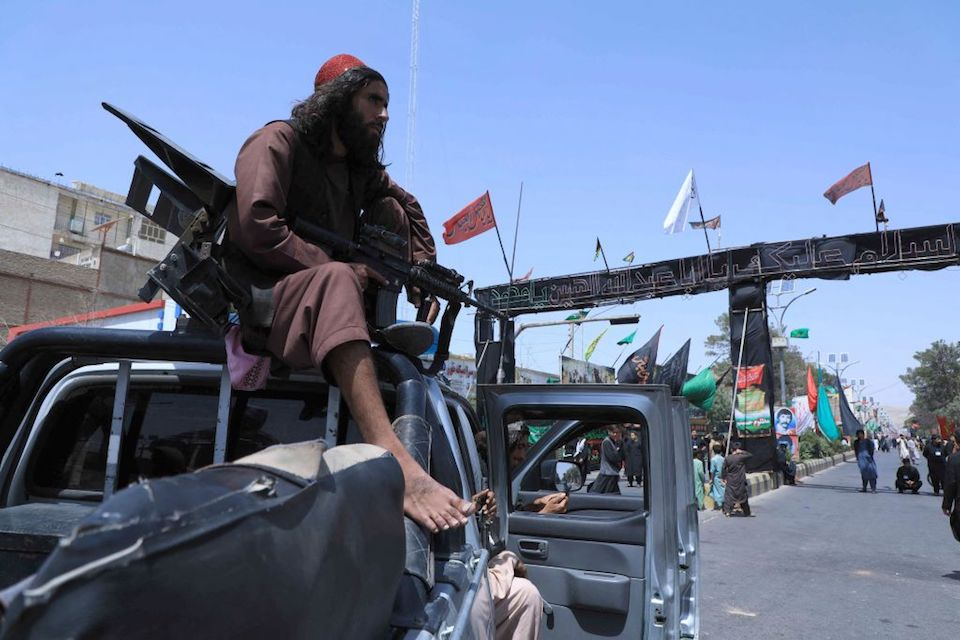 Afghanistan, minute by minute: The Taliban are crushing their opponents