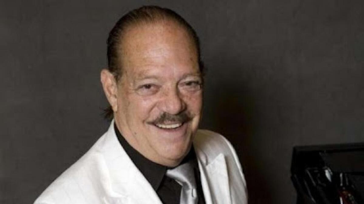 Larry Harlow, the wonderful Jew, is dead