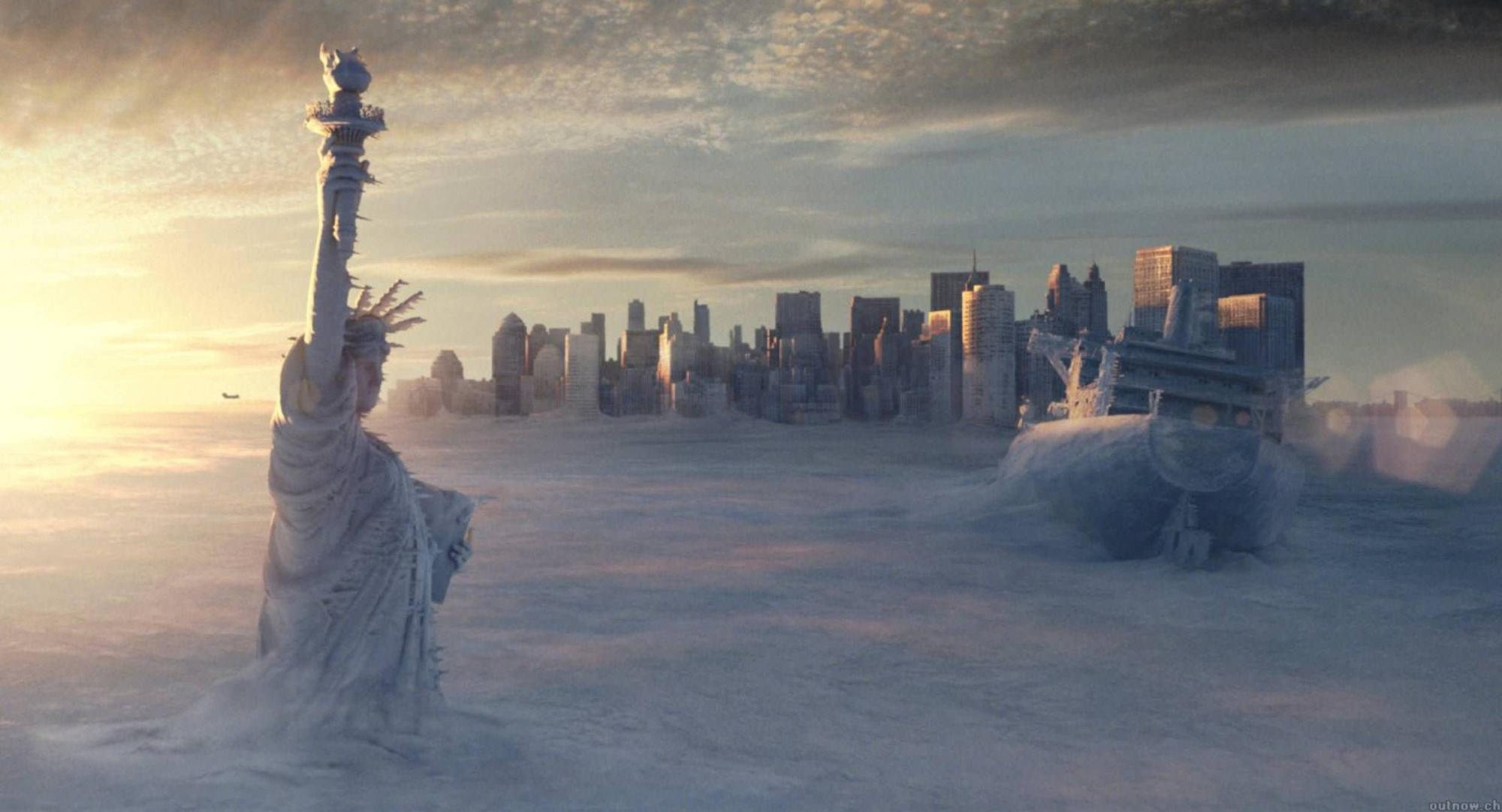 """According to scientists, the movie """"The Day After Tomorrow"""" may come true"""