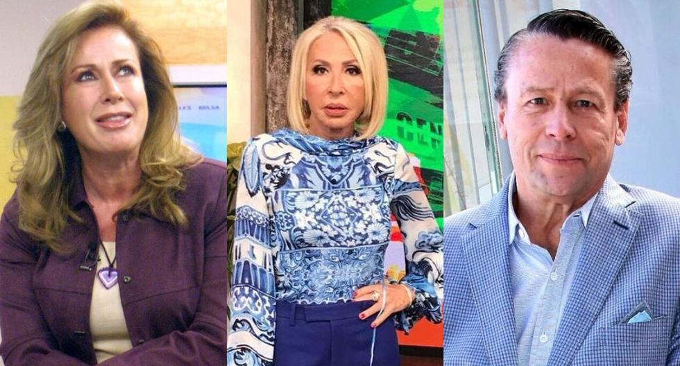 """Laura Pozzo's enemies in Mexico: who are the celebrities who oppose the """"poor's lawyer""""?  
