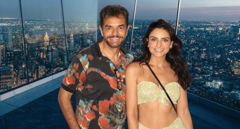 Eugenio Derbez: The emotional story of his first trip to New York with his daughter Eslyn |  celebrity nnda nnlt |  Fame