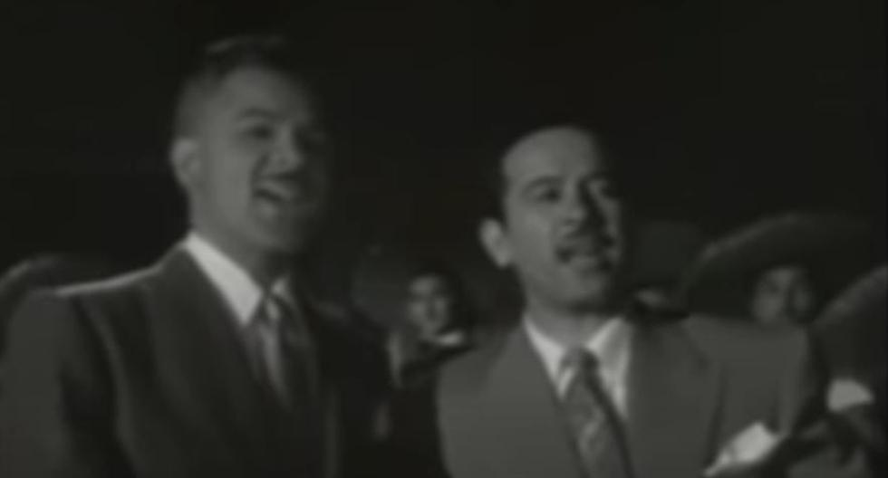 Pepe Aguilar: The time his father Antonio Aguilar sang with Pedro Infante |  Fame