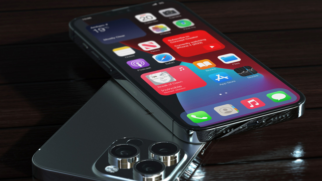 Reveal the design and features of the iPhone 13 Pro (video)