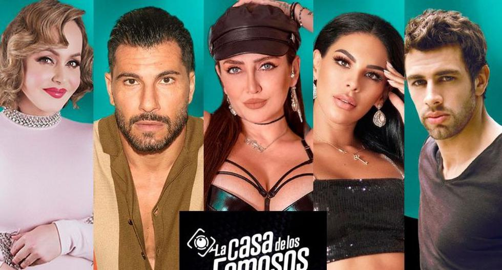 Famous House: This week's schedule on Telemundo |  Judgment and Judgment |  Fame