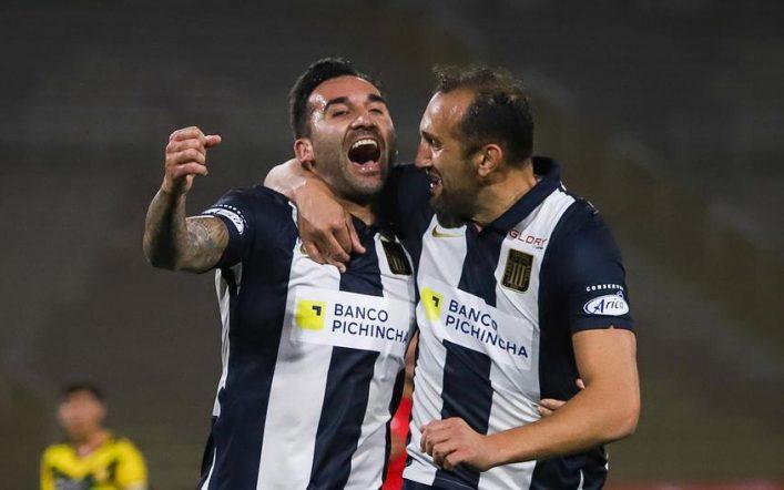 Alianza Lima beat Cantolao 2-1 at San Marcos Stadium |  Football – Peruvian
