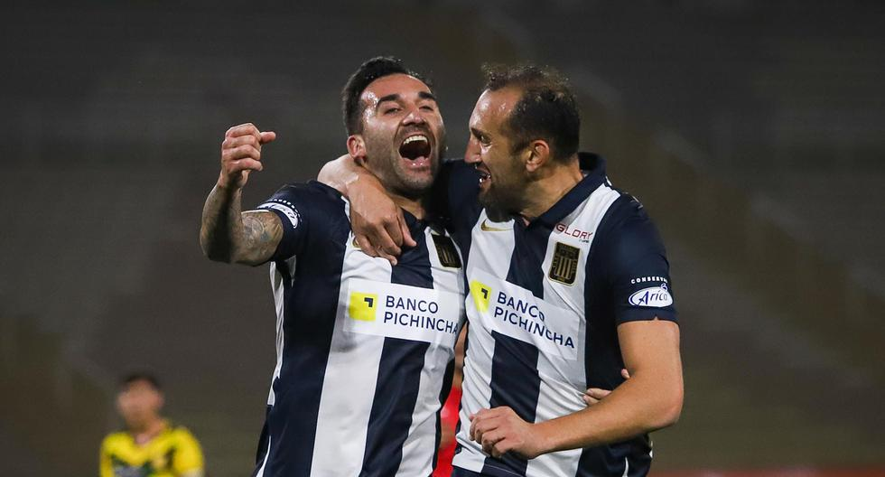Alianza Lima beat Cantolao 2-1 at San Marcos Stadium    Football – Peruvian