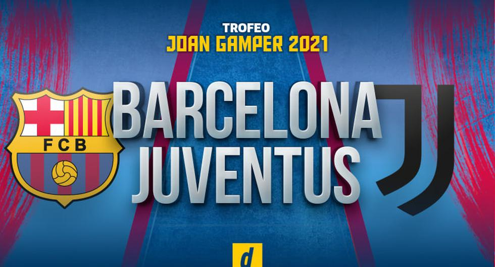 Barcelona vs Juventus Live Online TV 2021 Joan Camper Trophy via ESPN and DIRECTV: Check out the TV channel guide and match schedule    Rows    Minute by minute    Direct exchange    Football-International