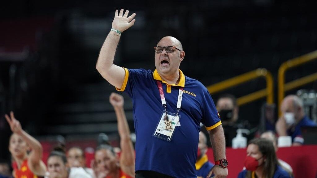 """Basketball    Olympics: UEFA dispenses with Lucas Mondello for """"not achieving goals"""""""