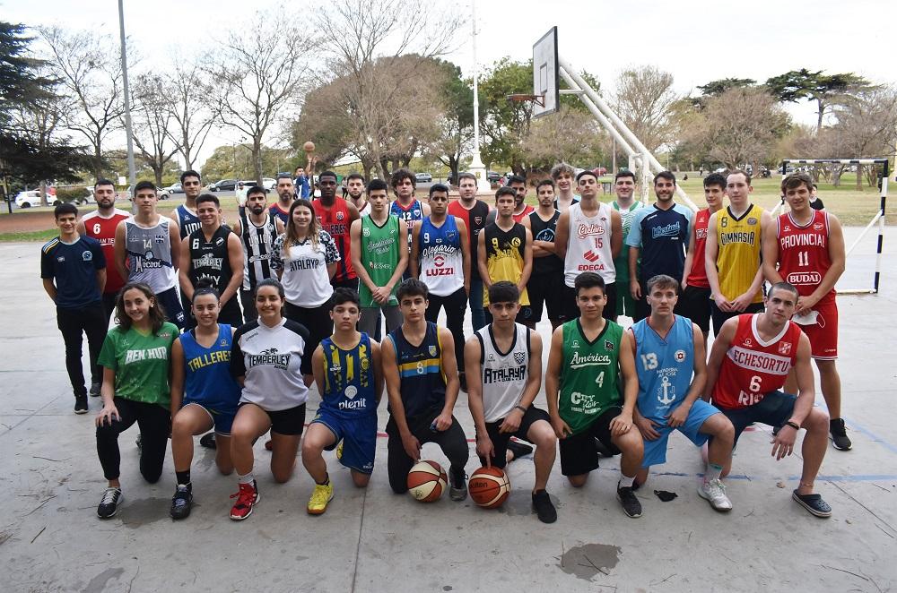 Basketball is back in Rosario, with the desire to finish another very difficult year on the court – Diario El Ciudadano y la Región