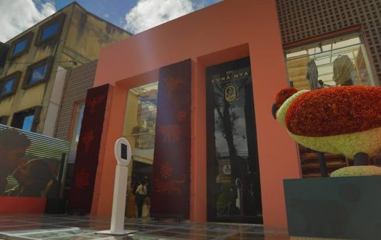 """"""" Cundinamarca launched a space with products of peasants and artisans in an exclusive area of Bogotá"""