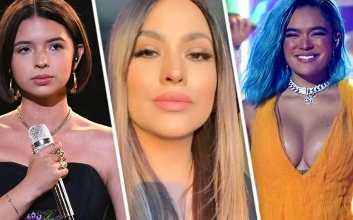 Everything rots: Angela Aguilar and Miley Alonso make it clear they can't stand each other