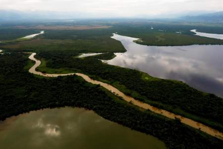Guatemala announces action in the Motagua River after a warning from Honduras