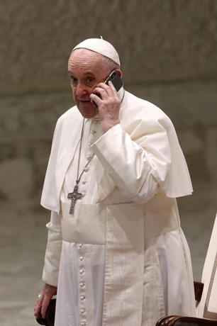 Heaven can wait, not the Pope's call
