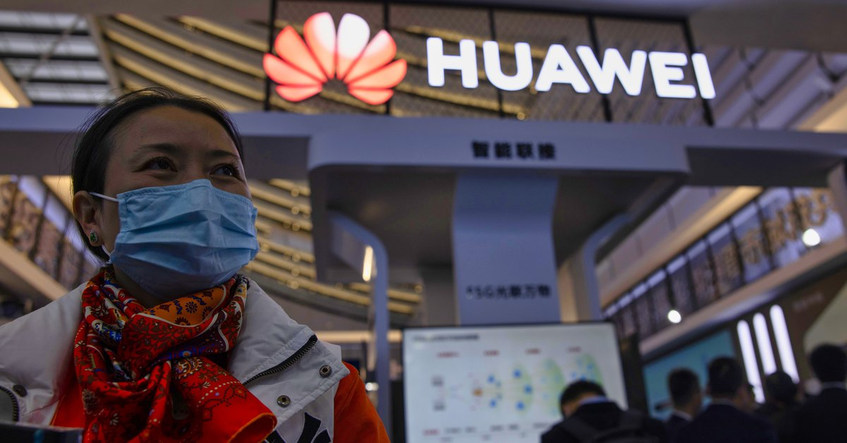 """Huawei records a 29% drop in the first half of the year: """"The goal is to survive"""""""