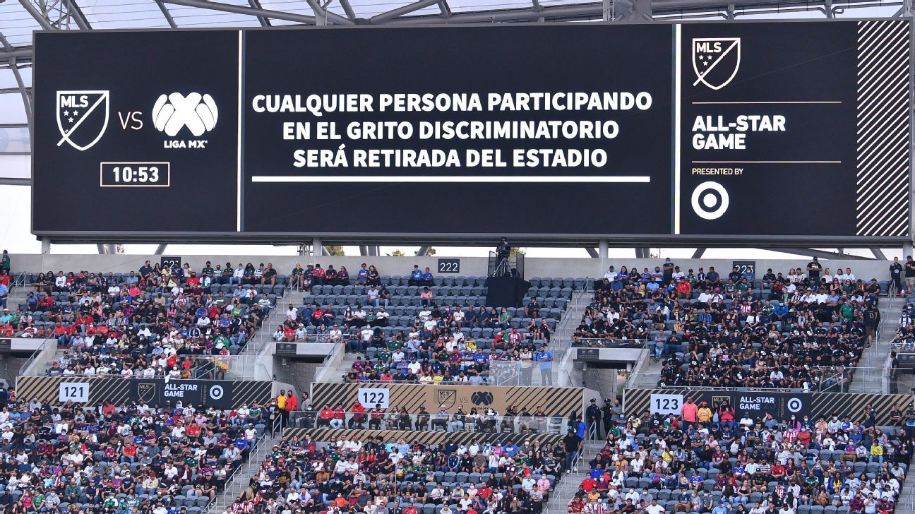 Indiscriminate screams stop all the stars of Liga MX against MLS