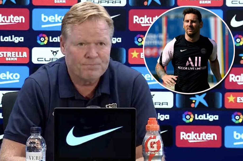 Koman's strong message after Messi's departure and confirms the signing he needs for Barcelona