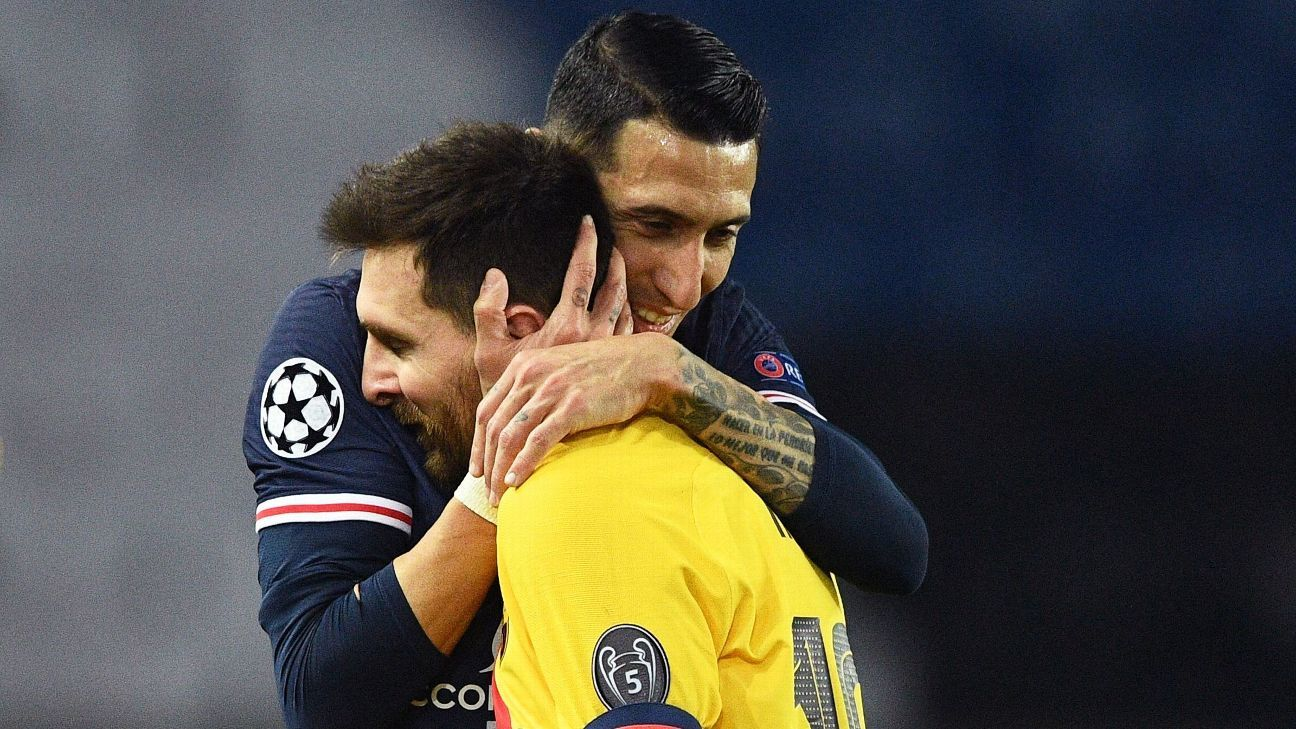 Le Parisian says PSG is contacting its players with the immediate arrival of Lionel Messi