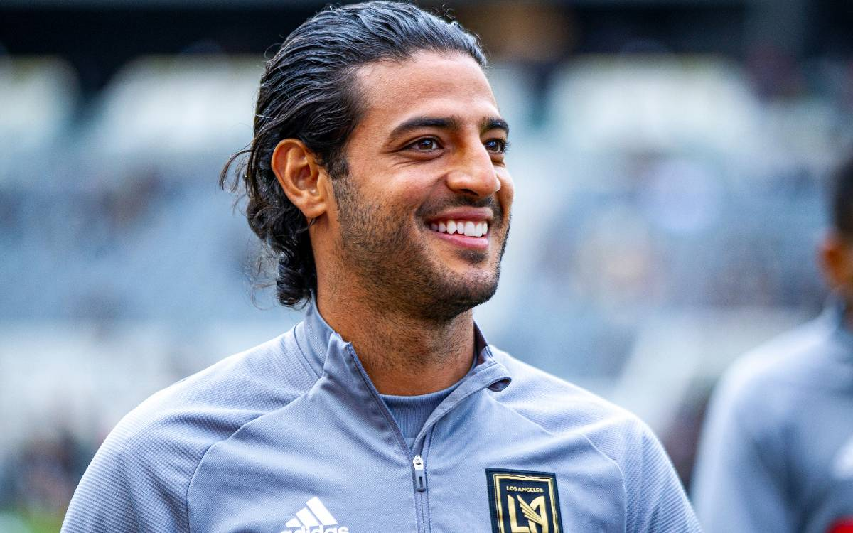 MLS: Carlos Vela does not rule out a return to Europe
