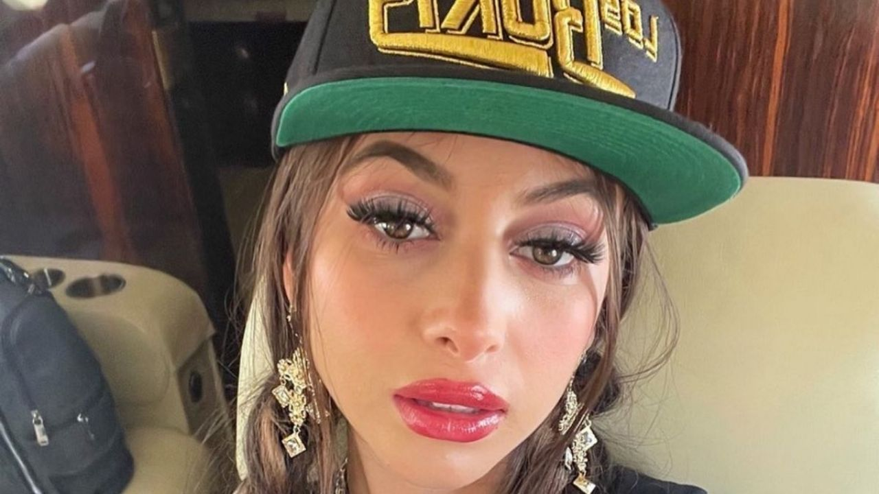 Marla Solis, daughter of Marco Antonio Solis, melted the web with her dazzling beauty