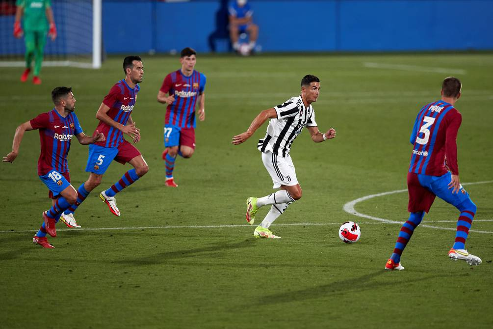 Messi had a post on Bara, he started Juventus in the Joan Camper Trophy controversy |  Football |  Sports