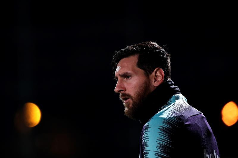 Messi's departure sets Barcelona's alarm on sponsorships