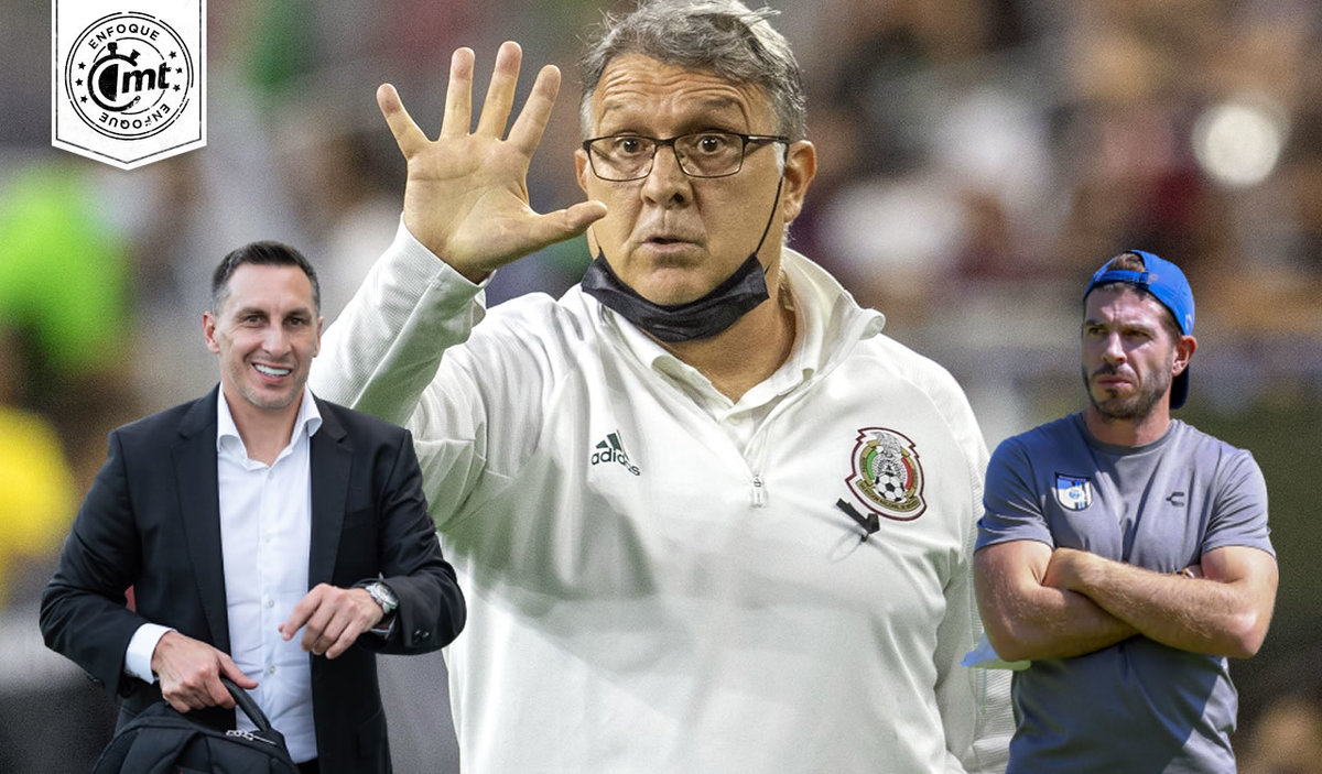 Mexico Olympic Team: Who Could Be the New DT?