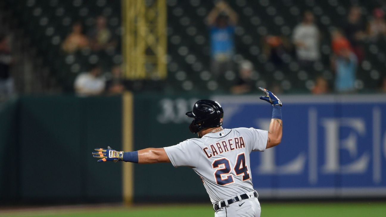 Miguel Caprera, a house that makes history;  Reaches 499 in his MLB career