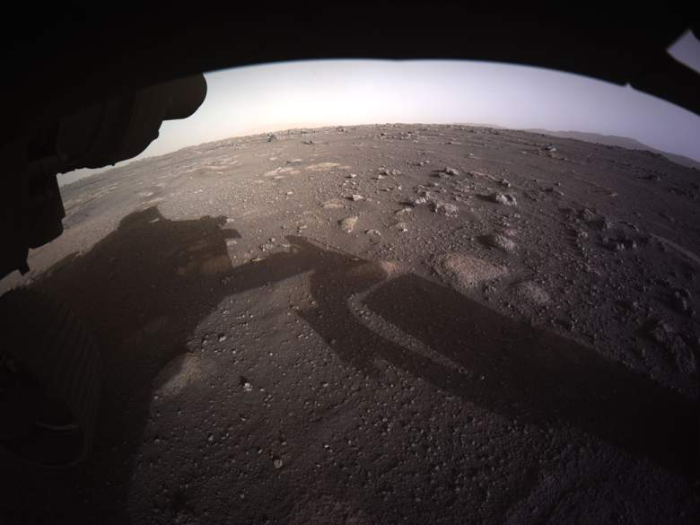 NASA releases videos of Curiosity on Mars