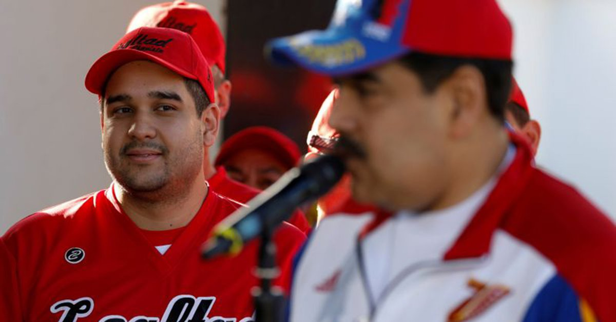 Nicolas Maduro has announced that his son will be part of the negotiations with the opposition in Mexico