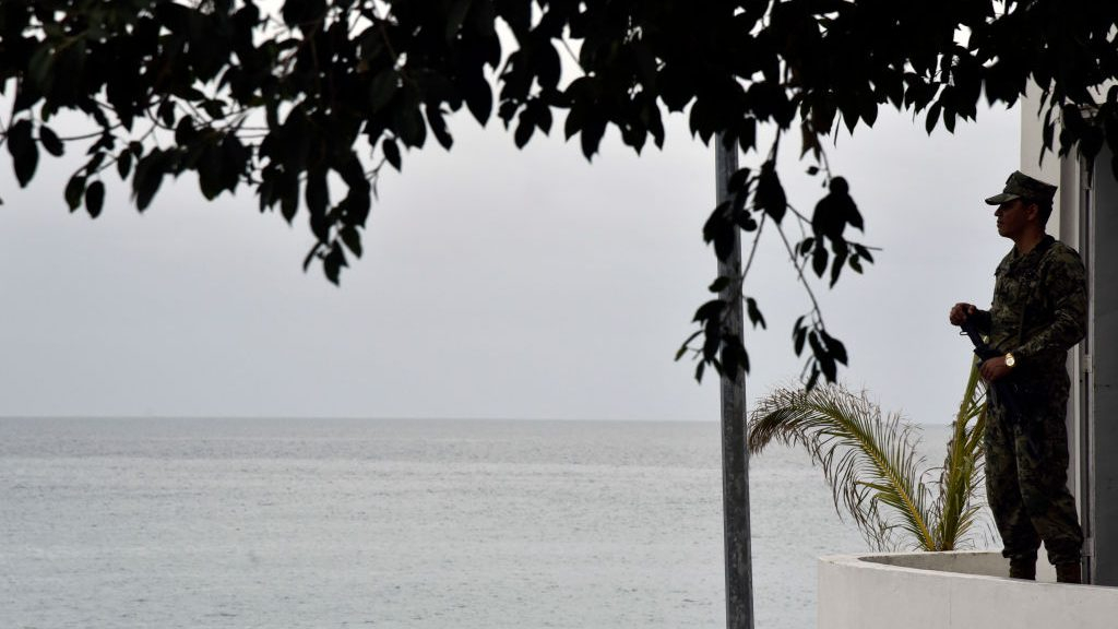 Nora is now a Category 1 hurricane;  It will affect the regions of Mexico