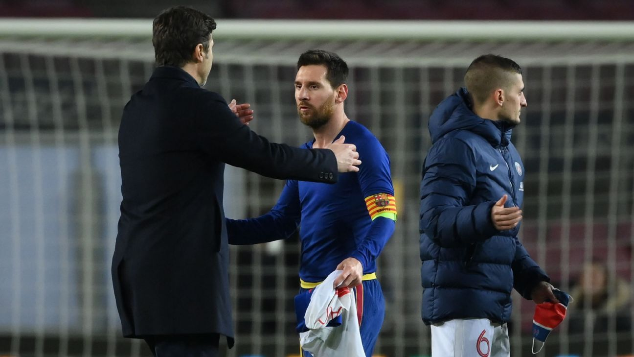 Paris Saint-Germain is ready to offer Lionel Messi a three-year contract