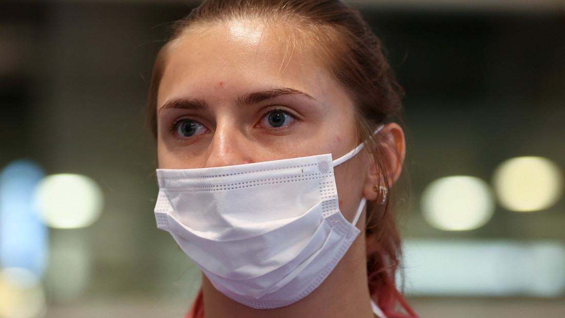 Poland issues humanitarian visa to Belarusian Olympic athlete Kristina Simanskuskaya