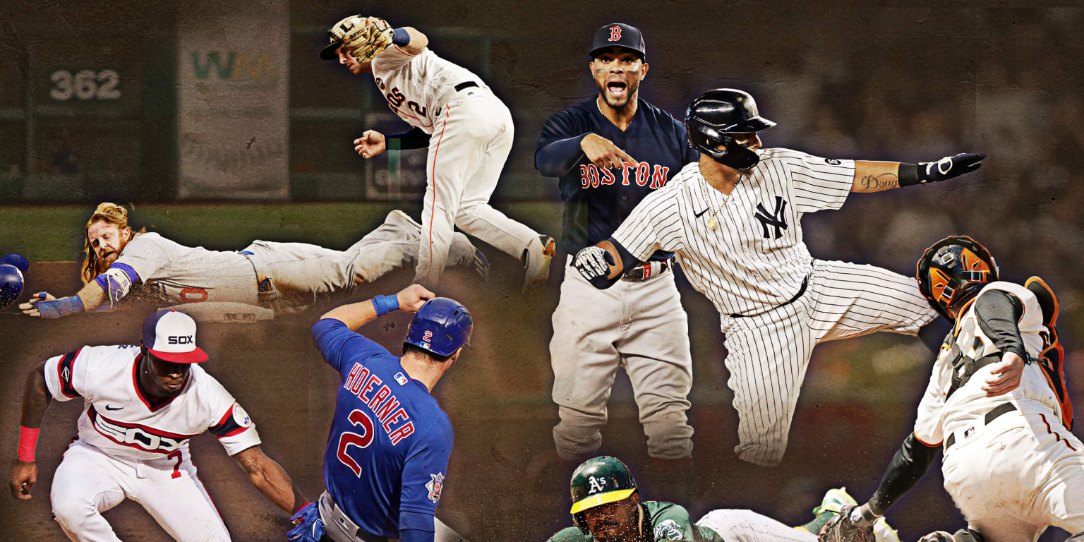 Ranking of the best MLB competitions
