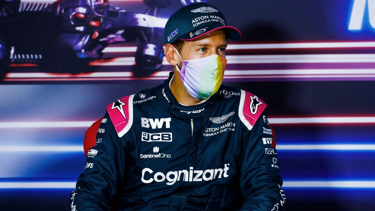 Sebastian Vettel was disqualified from the Hungarian Grand Prix