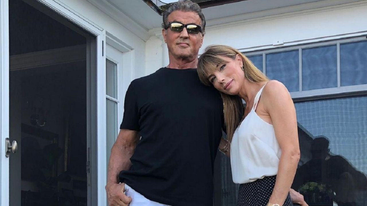 Sylvester Stallone's wife is 53 years old and her beauty captivates her fans