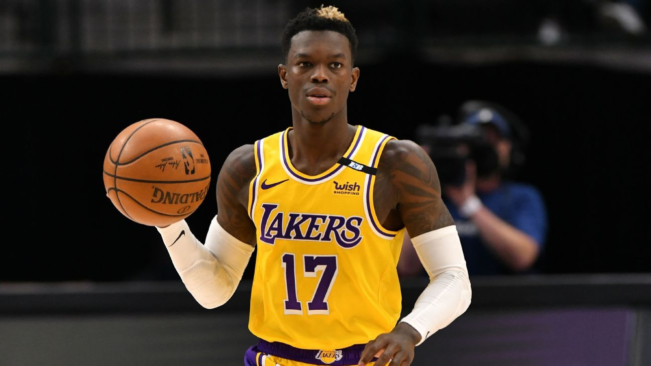 Dennis Schroeder agrees to 1 year and $5.9 million with Celtics