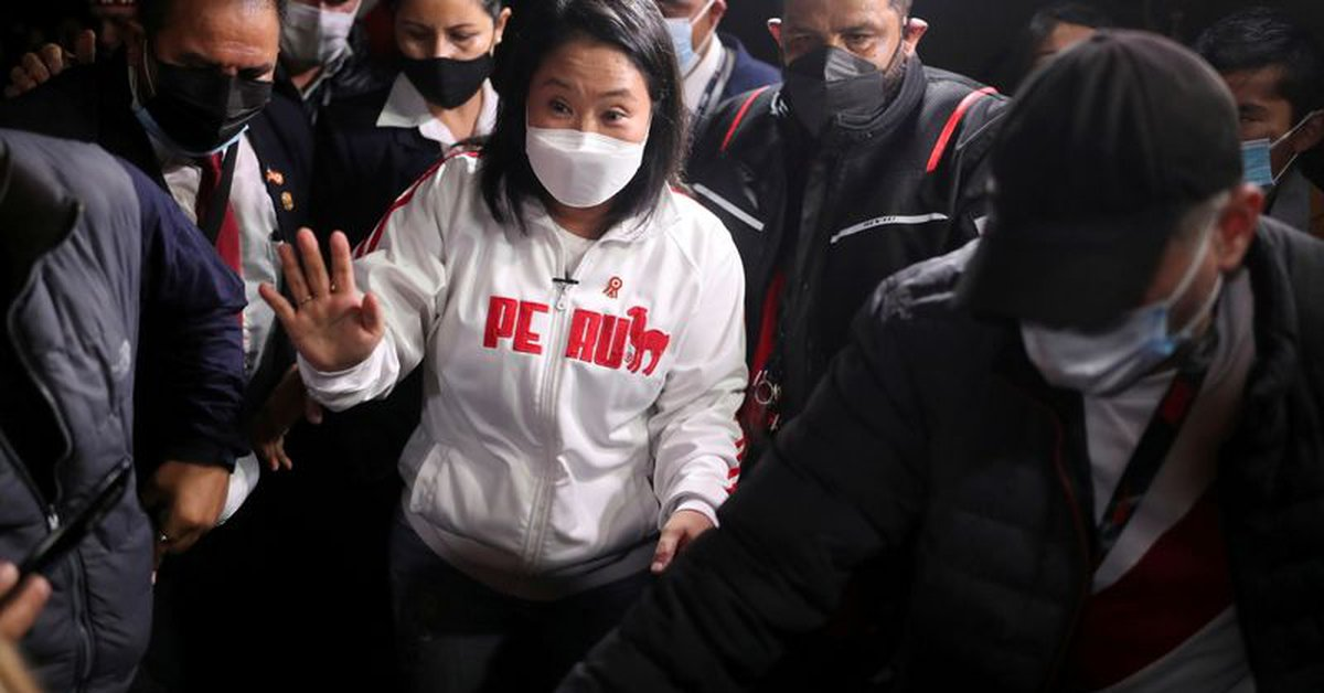 The Peruvian Ministry of Justice will review the prosecutor's request for Keiko Fujimori's prison sentence