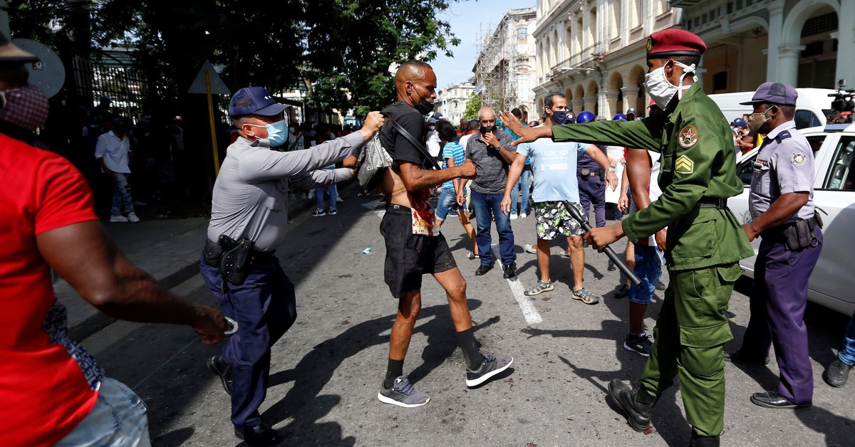 The Supreme Court of the Cuban dictatorship has already tried 62 people after the mass protests