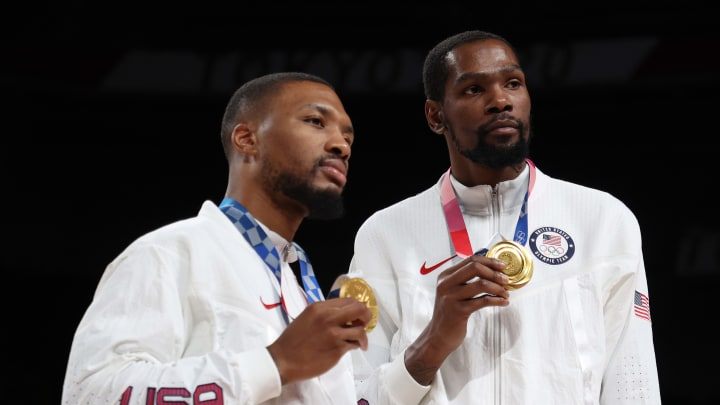 The United States wins a gold medal and commits to favoritism