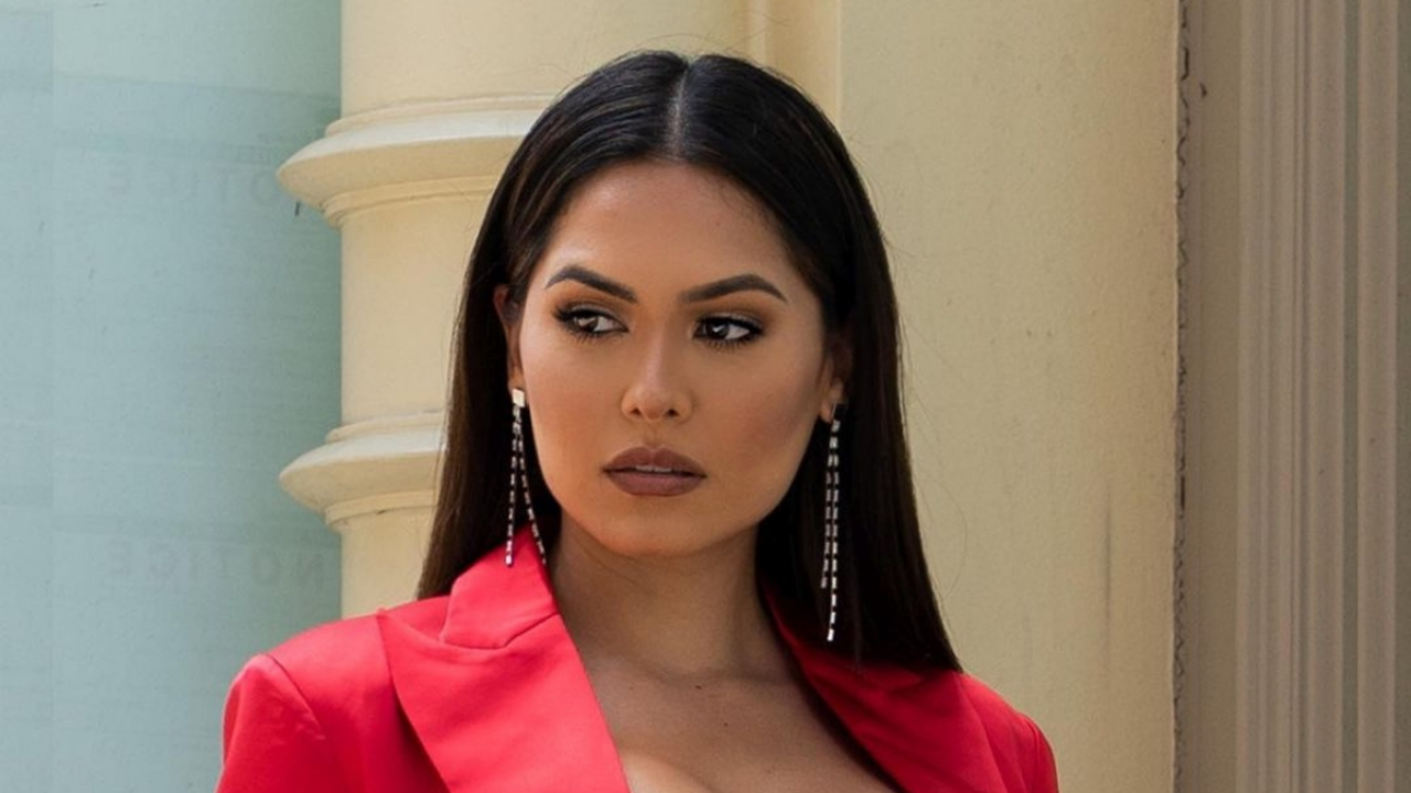 To the rhythm of Carol J: Andrea Mesa, Miss Universe, The Network flew