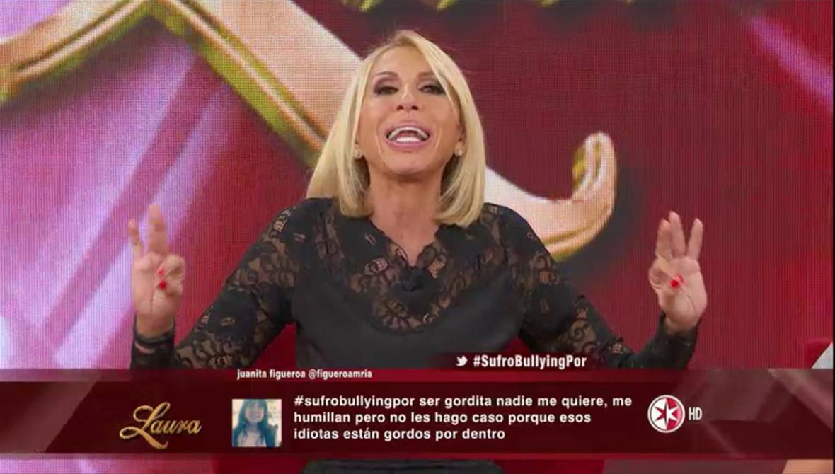 and that Laura Pozzo goes to prison for tax fraud in Mexico |  people |  entertainment