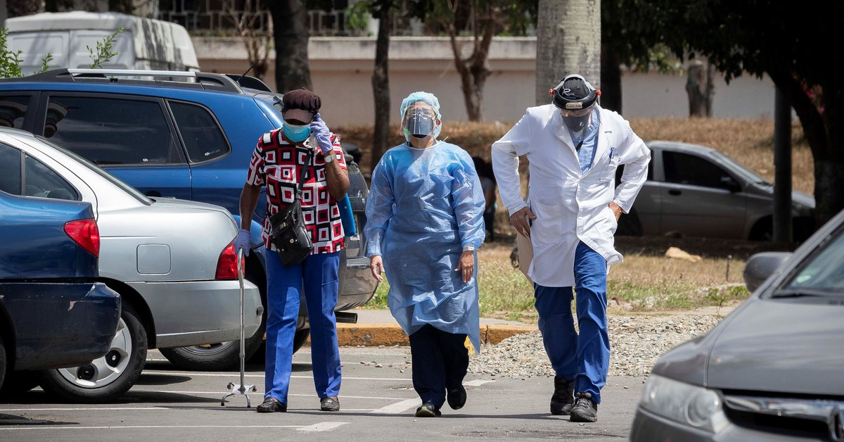Unidos doctors demand a declaration of a national emergency in light of the delta variant of COVID-19 in six states in Venezuela