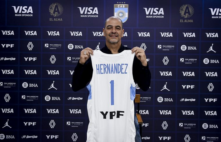 Sergio Hernandez has stopped being the coach of the Argentina national basketball team