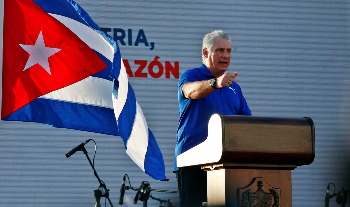 """Mexico reaffirms its """"special relationship"""" with Cuba by visiting Diaz-Canel on Independence Day"""
